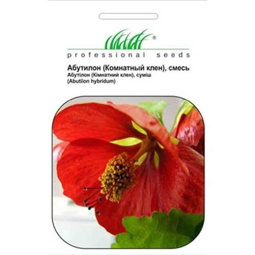 Абутилон, смесь окрасок Профессиональные семена рисунок 1 артикул 66198