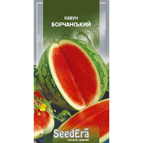 Арбуз Борчанский Seedera рисунок 1 артикул 90067