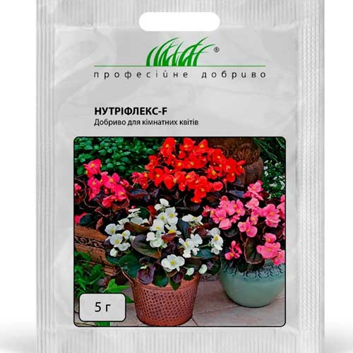 Удобрение Нутрифлекс-Ф для комнатных растений рисунок 1 артикул 90981