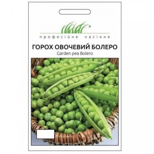 Горох Болеро Профессиональные семена рисунок 1 артикул 65457