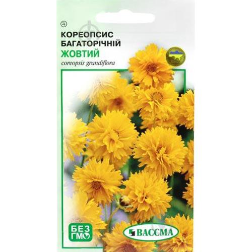Кореопсис желтый Seedera рисунок 1 артикул 89945