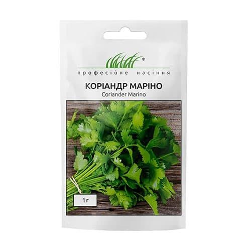 Кориандр Марино Профессиональные семена рисунок 1 артикул 90790