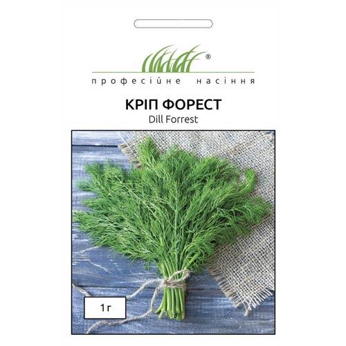 Укроп Форест Профессиональные семена рисунок 1 артикул 90792