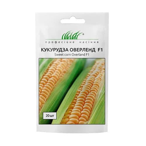 Кукурудза Оверленд F1 Професійне насіння зображення 1 артикул 72287