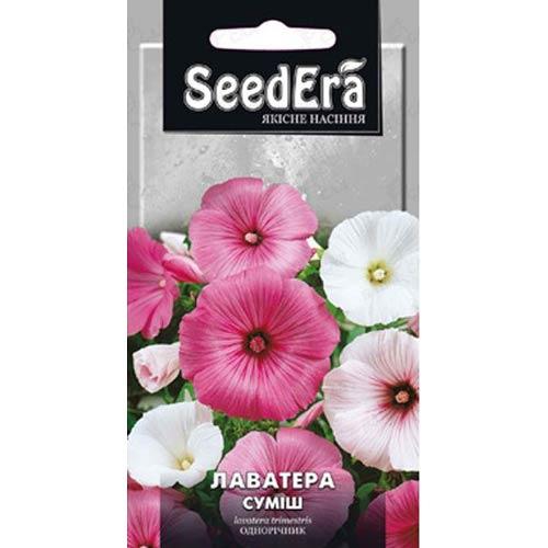 Лаватера, смесь окрасок Seedera рисунок 1 артикул 66415