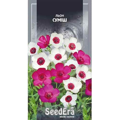 Лен, смесь окрасок Seedera рисунок 1 артикул 89950
