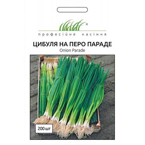 Лук на зелень Параде Профессиональные семена рисунок 1 артикул 90384
