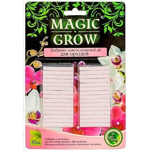 Удобрение Magic Grow для комнатных орхидей рисунок 1 артикул 90759