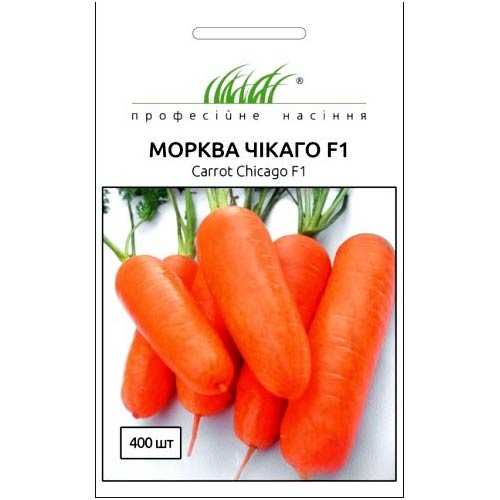 Морква Чикаго F1 Професійне насіння зображення 1 артикул 65463