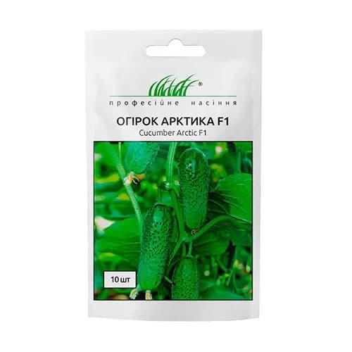 Огірок Арктика F1 Професійне насіння зображення 1 артикул 65464