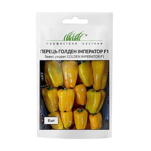 Перец сладкий Голден Император F1 Профессиональные семена рисунок 1 артикул 90833