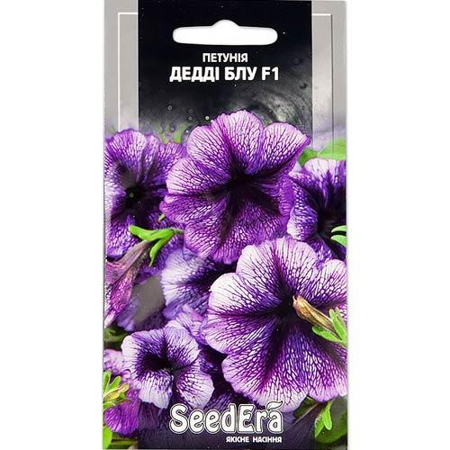 Петунія Дедді Блу F1 Seedera зображення 1 артикул 66280