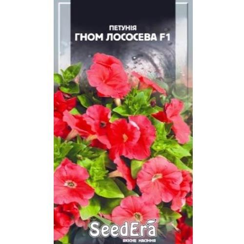 Петунія Гном лососева F1 Seedera зображення 1 артикул 72467