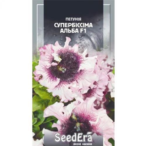 Петунія Супербіссіма Альба F1 Seedera зображення 1 артикул 72454