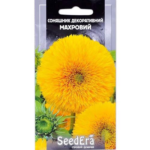 Соняшник декоративний махровий Seedera зображення 1 артикул 66288