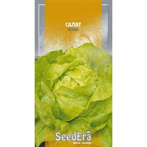 Салат кочанный Бона Seedera рисунок 1 артикул 90195