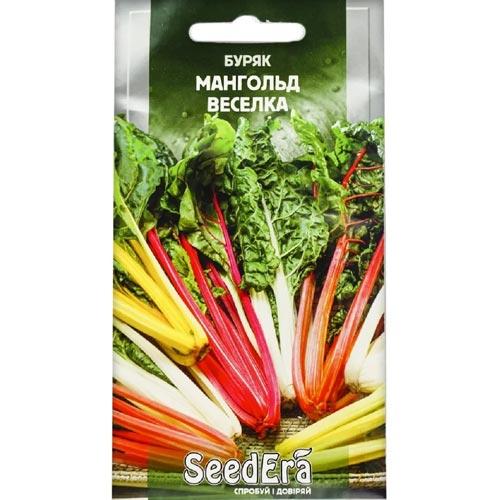 Мангольд Веселка, суміш насіння Seedera зображення 1 артикул 65521
