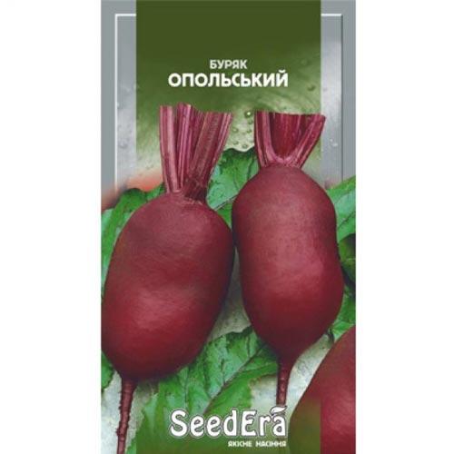 Буряк столовий Опольський Seedera зображення 1 артикул 72088