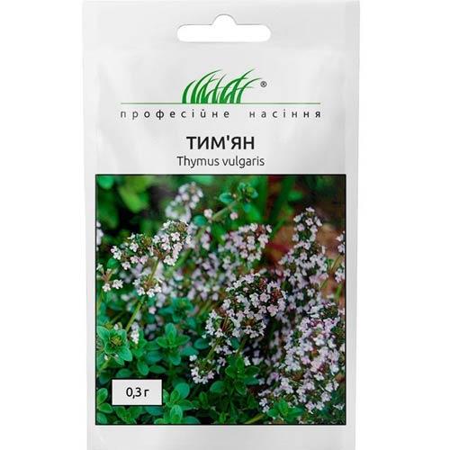 Тим'ян (чебрець) Професійне насіння зображення 1 артикул 65502