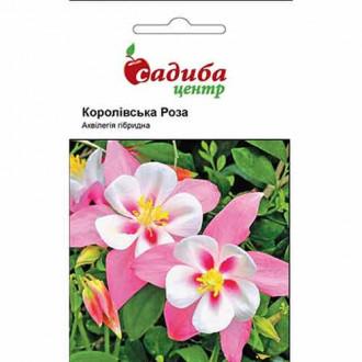 Аквилегия Королевская роза, смесь окрасок Садыба центр рисунок 5