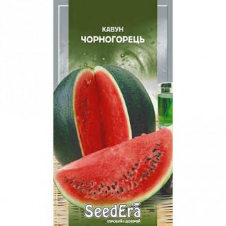 Кавун Чорногорець Seedera зображення 7