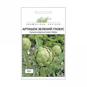 Артишок Зеленый глобус Профессиональные семена рисунок 2