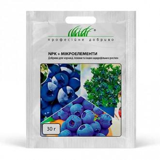 Удобрение NPK + микроэлементы для черники, голубики, брусники рисунок 8