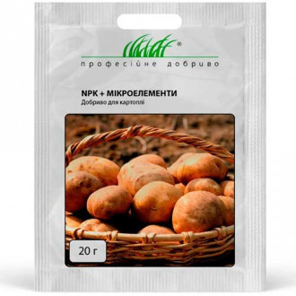 Удобрение NPK + микроэлементы для картофеля рисунок 3