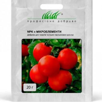 Удобрение NPK + микроэлементы для томатов и пасленовых культур рисунок 8
