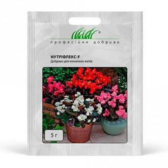 Добриво нутріфлекс-Ф для кімнатних рослин зображення 1