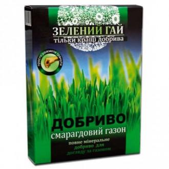 Удобрение Зеленый гай Изумрудный газон рисунок 1