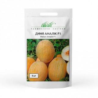 Дыня Амалик F1 Профессиональные семена рисунок 7