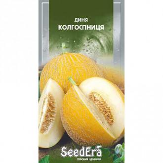 Дыня Колхозница Seedera рисунок 8