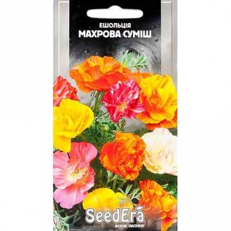 Ешольція махрова, cуміш забарвлень Seedera зображення 3
