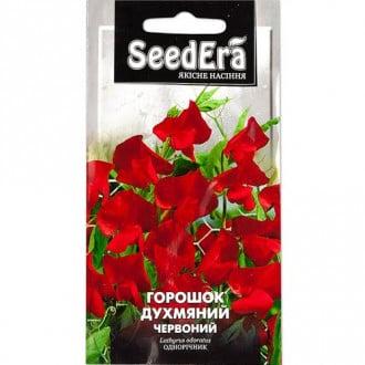 Горошок запашний червоний Seedera зображення 7