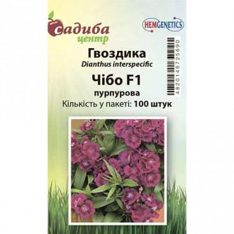 Гвоздика Чибо пурпурная F1 Садыба центр рисунок 5