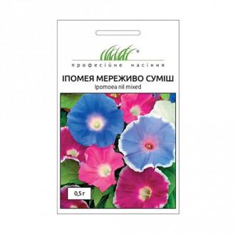 Ипомея Кружево, смесь окрасок Профессиональные семена рисунок 7