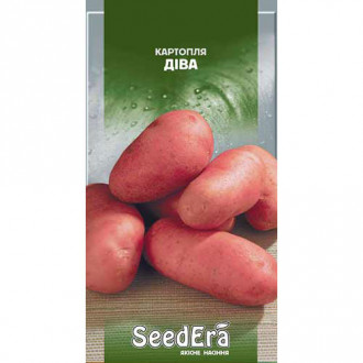 Картопля Діва Seedera зображення 5
