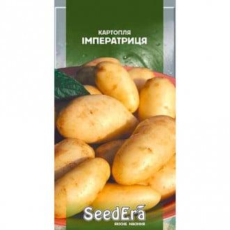 Картопля Імператриця Seedera зображення 6