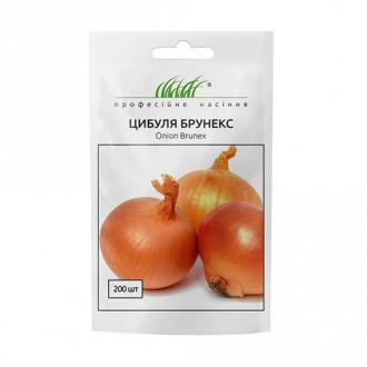 Цибуля ріпчаста Брунекс Професійне насіння зображення 3