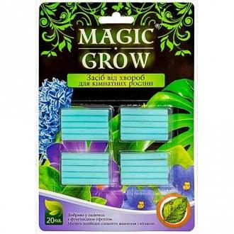 Средство для защиты от болезней Magic Grow для комнатных растений рисунок 6