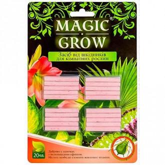 Средство для защиты от вредителей Magic Grow для комнатных растений рисунок 8