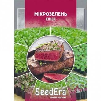 Микрозелень Кинза Seedera рисунок 3