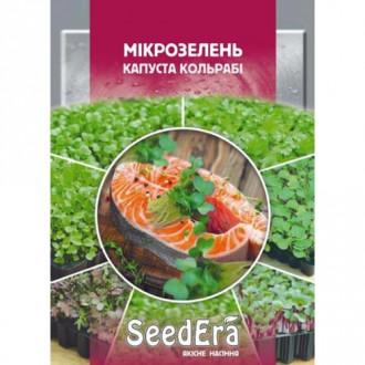 Микрозелень Кольраби Seedera рисунок 1