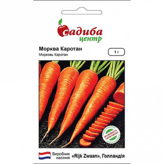 Морква Каротан Садиба центр зображення 2