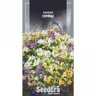 Немезия, смесь окрасок Seedera рисунок 1