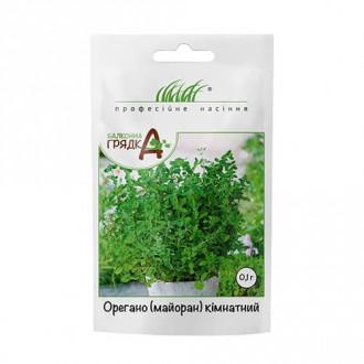 Орегано (майоран) кімнатний Професійне насіння зображення 4