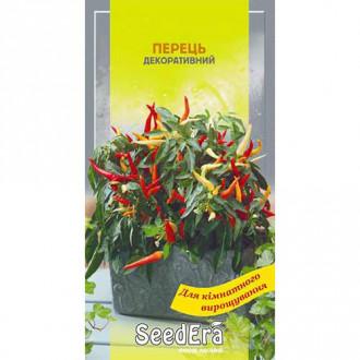 Перец острый декоративный Seedera рисунок 5