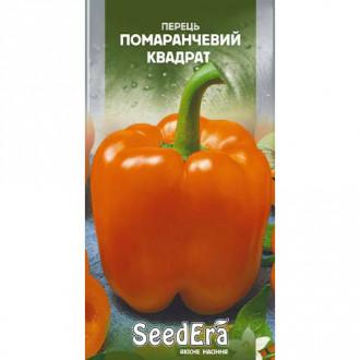 Перец сладкий Оранжевый квадрат Seedera рисунок 7