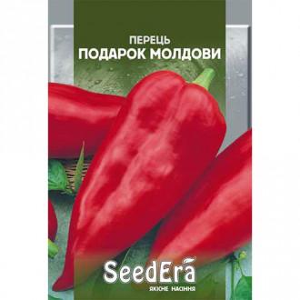Перец сладкий Подарок Молдовы Seedera рисунок 1